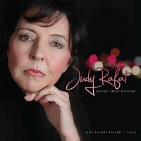Judy Rafat - Around About Midnight