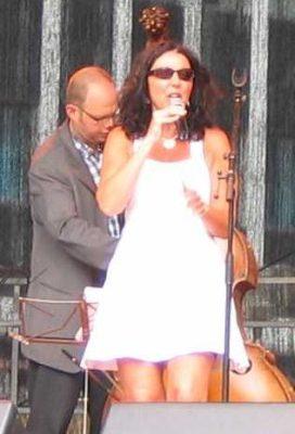 Judy Rafat - live in Duisburg
