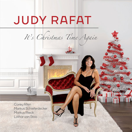 Judy Rafat - It's Christmas Time Again
