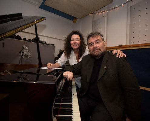 Judy Rafat & Cory Allen, Foto: Zoltan Leskovar