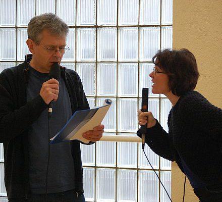 Vocal Workshop, VHS Wuppertal, 2009
