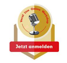 Vocal Live Online Workshop