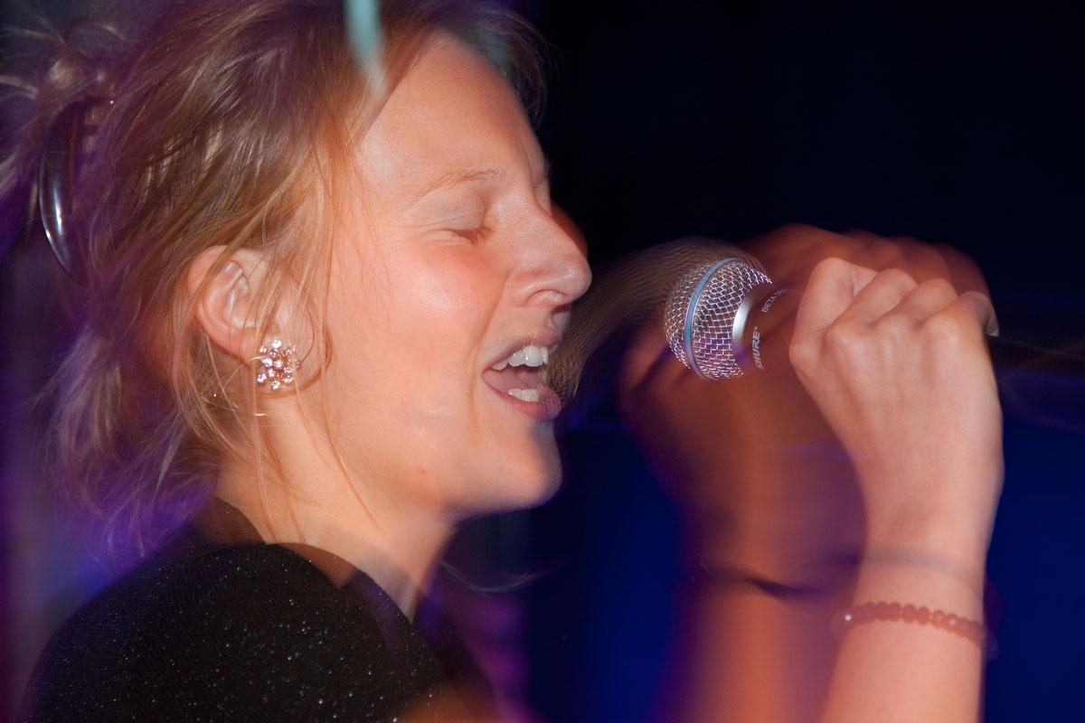 Vocal Workshop bei Judy Rafat