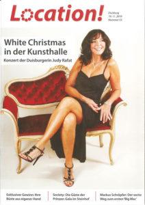 White Christmas mit Judy Rafat