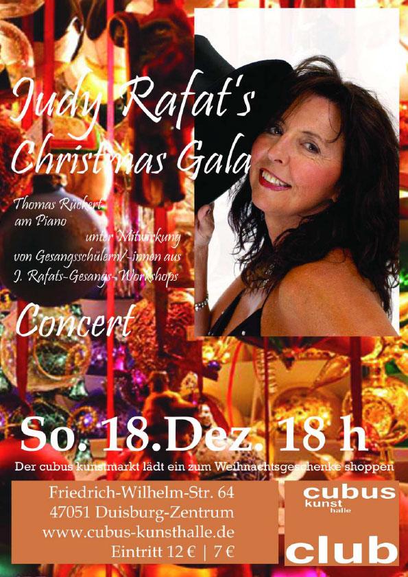 Judy Rafat - Christmas Gala