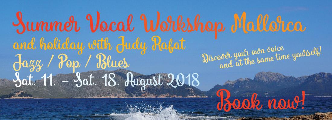 Summer Vocal Workhop Mallorca